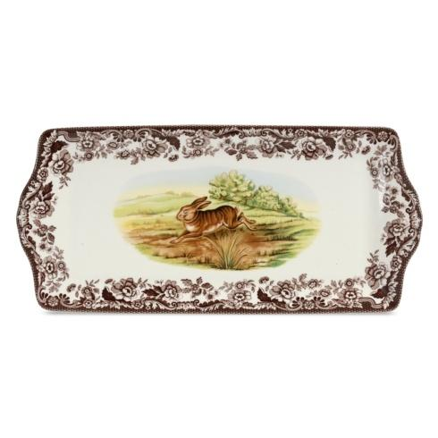 Spode Woodland Rabbit Collection Sandwich Tray $79.00